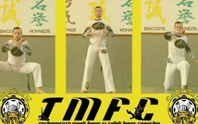 Routine echauffement Capoeira